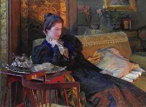 Wikioo.org - The Encyclopedia of Fine Arts - Artist, Painter  Carlo Cressini