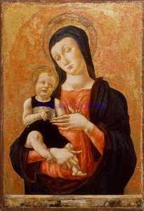 Wikioo.org - The Encyclopedia of Fine Arts - Artist, Painter  Bartolommeo Vivarini