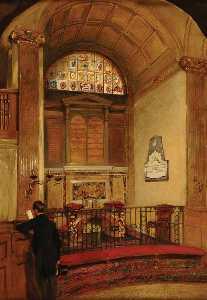 Wikioo.org - The Encyclopedia of Fine Arts - Artist, Painter  Daniel Pasmore
