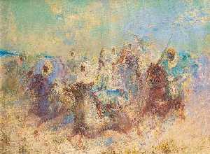 Wikioo.org - The Encyclopedia of Fine Arts - Artist, Painter  Edouard Verschaffelt