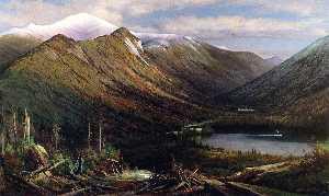 Wikioo.org - The Encyclopedia of Fine Arts - Artist, Painter  Edward Hill