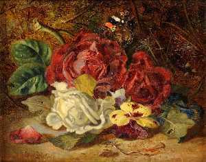Wikioo.org - The Encyclopedia of Fine Arts - Artist, Painter  Ellen Ladell