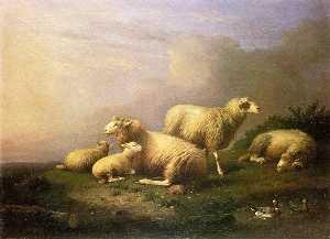 Wikioo.org - The Encyclopedia of Fine Arts - Artist, Painter  Francois Van Severdonck
