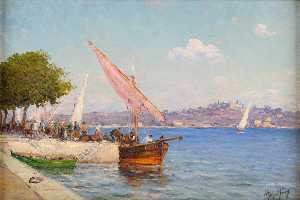Wikioo.org - The Encyclopedia of Fine Arts - Artist, Painter  Henry Malfroy