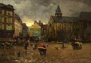 Wikioo.org - The Encyclopedia of Fine Arts - Artist, Painter  Henri Gaston Darien