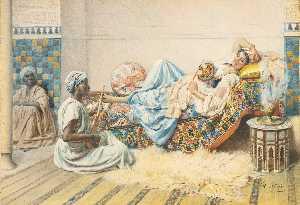 Wikioo.org - The Encyclopedia of Fine Arts - Artist, Painter  Federico Bartolini