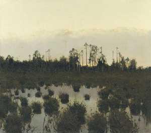 Wikioo.org - The Encyclopedia of Fine Arts - Artist, Painter  Vitold Bilianitsky Birulia