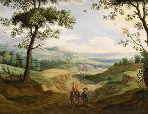 Wikioo.org - The Encyclopedia of Fine Arts - Artist, Painter  Izaac Van Oosten