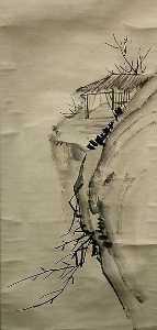 Wikioo.org - The Encyclopedia of Fine Arts - Artist, Painter  Otagaki Rengetsu