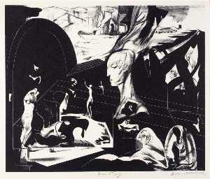 Wikioo.org - The Encyclopedia of Fine Arts - Artist, Painter  Boris Gorelick