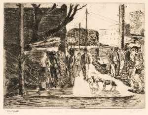 Wikioo.org - The Encyclopedia of Fine Arts - Artist, Painter  Irving Guyer