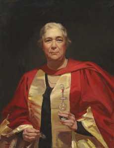 Alice Mary Burton