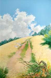 Wikioo.org - The Encyclopedia of Fine Arts - Artist, Painter  Yvonne Fletcher