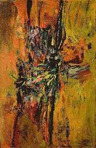 Wikioo.org - The Encyclopedia of Fine Arts - Artist, Painter  Seymour Drumlevitch