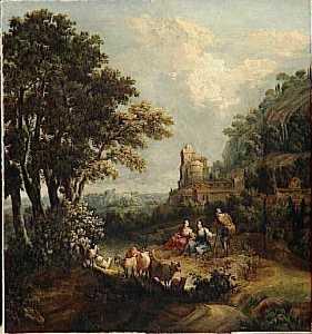Pierre Salomon Domenchin de Chavanne