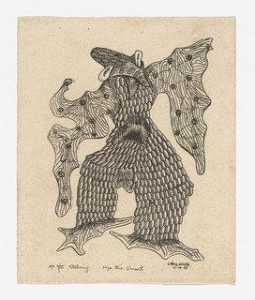 Wikioo.org - The Encyclopedia of Fine Arts - Artist, Painter  Uche Okeke