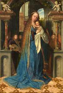 Wikioo.org - The Encyclopedia of Fine Arts - Artist, Painter  Quinten Massys