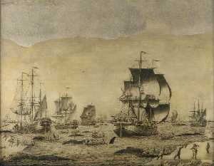 Wikioo.org - The Encyclopedia of Fine Arts - Artist, Painter  Roelof Van Salm