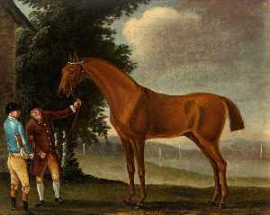 Wikioo.org - The Encyclopedia of Fine Arts - Artist, Painter  Benjamin Barker I