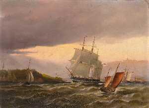 Henry Andrews Luscombe