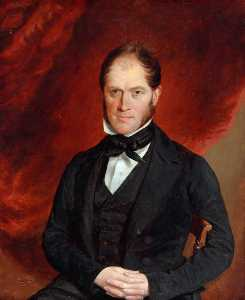 Wikioo.org - The Encyclopedia of Fine Arts - Artist, Painter  Thomas Grimshaw