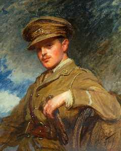 Wikioo.org - The Encyclopedia of Fine Arts - Artist, Painter  Sydney Charles Seymour Lucas