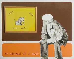 Wikioo.org - The Encyclopedia of Fine Arts - Artist, Painter  Nick James