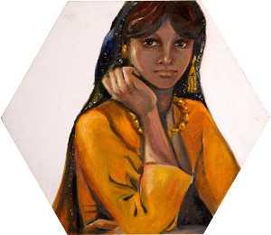 Wikioo.org - The Encyclopedia of Fine Arts - Artist, Painter  Sheikha Hoor Al Qasimi