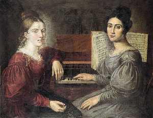 Wikioo.org - The Encyclopedia of Fine Arts - Artist, Painter  Butay Jean Baptiste