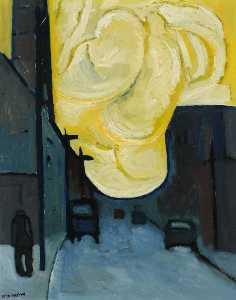 Wikioo.org - The Encyclopedia of Fine Arts - Artist, Painter  Brian Bradshaw