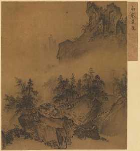Wikioo.org - The Encyclopedia of Fine Arts - Artist, Painter  Xia Gui